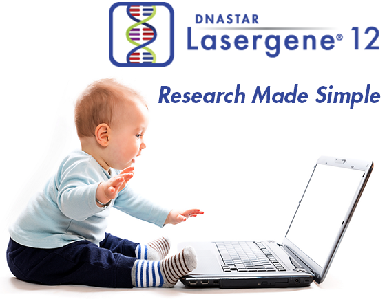 Lasergene 12 Research Made Simple