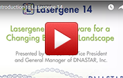 Lasergene 14 - New Software for a Changing Biological Landscape Webinar Video
