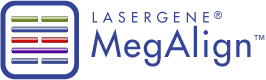 MegAlign Software for Multiple and Pairwise Sequence Alignments