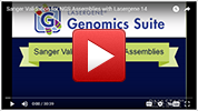 Sanger Validation for NGS Assemblies with Lasergene 14
