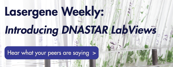 Introducing DNASTAR LabViews