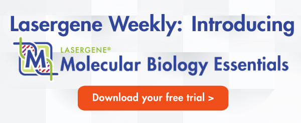Lasergene Molecular Biology Essentials