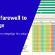 Goodbye MegAlign…